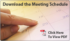 Download the Meeting Schedule